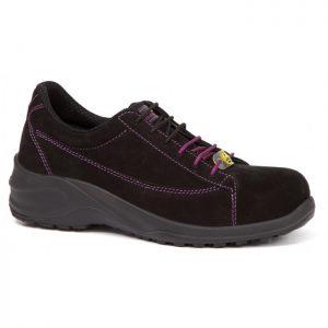 Ženske zaštitne cipele ROSE S3 kompozitna kapica i tabanica