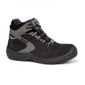 Visoke zaštitne cipele DENVER S3 potplat od poliuretana, antistatik, protuklizni i uljnootporan, izolacija od hladnoće do -17°C peta upija energiju potpuna otpornost cipela na prodiranje i upijanje vode