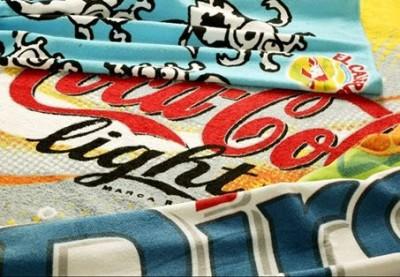 Promo ručnik s full color digitalnim tiskom