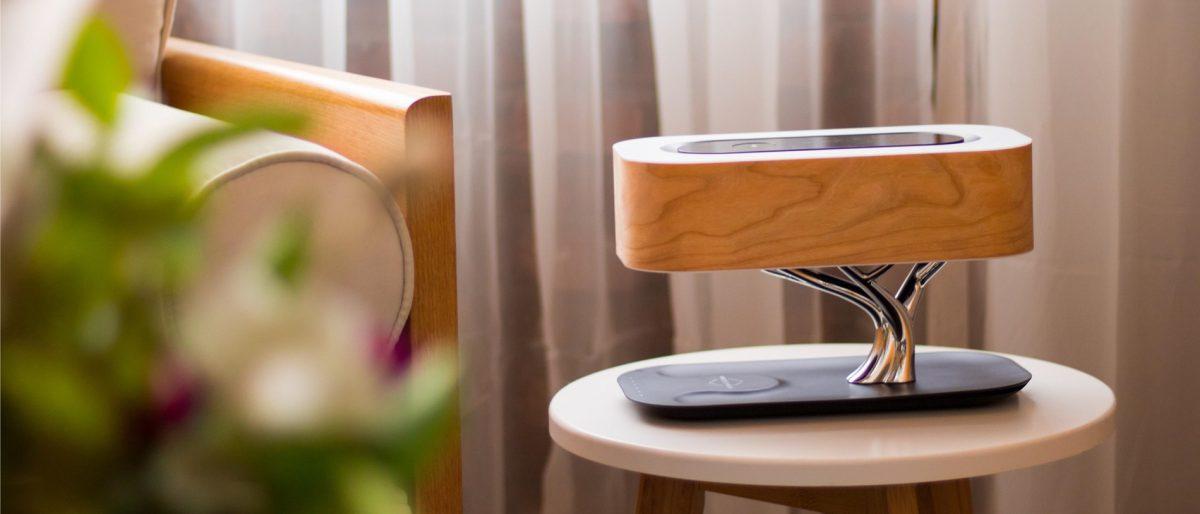 SMARTREE lampa | zvučnik | punjač