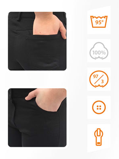 Ženske hlače TINA