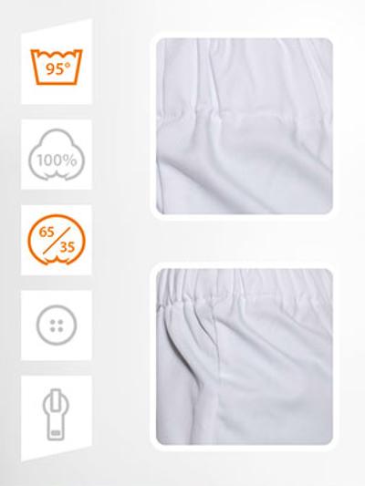 Ženske hlače na gumicu BARCELONA