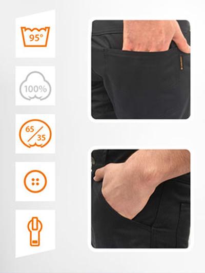 Kuharske hlače MANOLO
