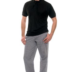Kuharske hlače pepita MAILAND