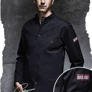 Kuharske košulje ROCK CHEF® button down