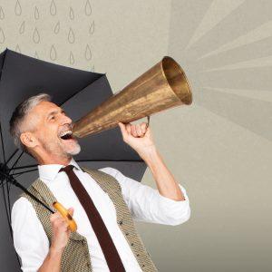 Kišobrani s tiskom