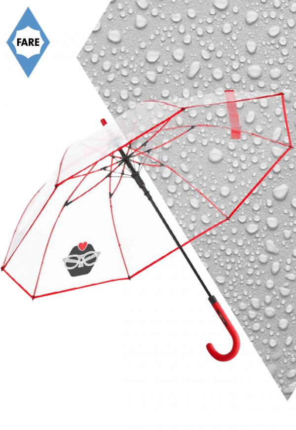 Kišobran prozirni