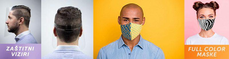 Viziri i maske za lice